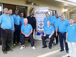 AOS South Africa held their national conference in Bloemfontein