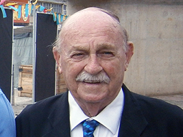 Terry Whitfield was former AoS South Africa national director