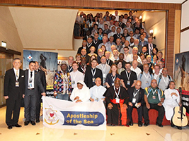 Delegates at Apostleship of the Sea World Congress 2017 in Taiwan