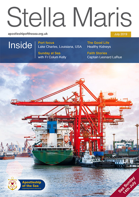 Stella Maris Magazine for Seafarers July 2019