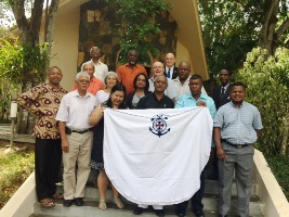 AoS regional coordinators and port chaplains for Africa and Indian Ocean