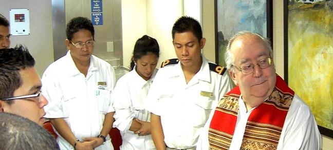 Cruise Chaplaincy